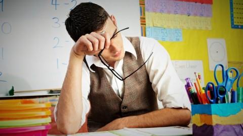 Pais zangados com professores e professores fartos de pais